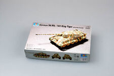 Trumpeter 1/72 King Tiger Porsche Turret # 07202*