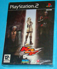 King of Fighters Maximum Impact - Sony Playstation 2 PS2 PAL New Nuovo Sealed