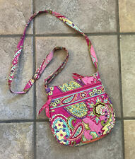 Vera Bradley Small Quilted Crossbody Bag