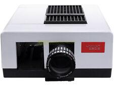 Zeiss Ikon Unimat 250s proiettore diapositive con Will Wetzlar Maginon 85/150mm.