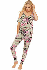 Polyester Casual Floral Tops & Shirts for Women