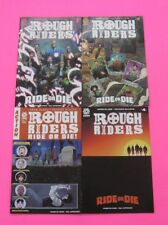 Rough Riders # 1,2,3,4 COMIC Ride or Die  Aftershock COMICS 4 LOT