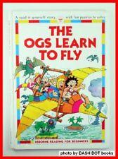 Ogs Learn to Fly (Usborne Reading for Beginners),F. Everett