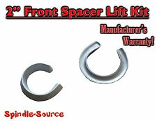 """67 - 86 Chevy C10 C20 C30 C15 C25 C35 2WD 2"""" Lift Leveling Coil spring spacers"""