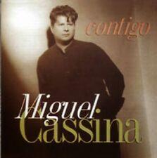 Contigo-Miguel Cassina- CD de musica cristiana