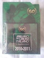 Annuario del cinema italiano & Audiovisivi 2010-2011 Ed. Rai Cinema - Con CD Rom