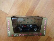 BRUMM 1/43 CLASSIC 1940 FERRARI 815 SPORT IN BLACK HP75 DIECAST CAR R67