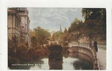 Matlock Bath The Fish Pond 1928 Postcard 279a