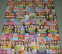 Days of Our Lives Soap Opera Digest Magazines Lot of 20 Issues 2017-2019