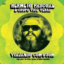 HERMETO PASCOAL/GRUPO VICE VERSA - VIAJANDO COM O SOM   CD NEW+