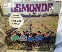 1971 The Osmonds Promo LP MGM SE4724