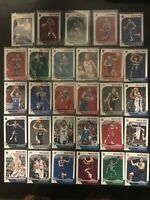 2019-20 NBA Hoops Rookie Lot (29)- Invest, Kevin Porter JR, Bazley, Holiday 🔥