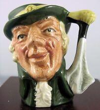 "Royal Doulton Mini Character Jug ""Regency Beau""  D6565"
