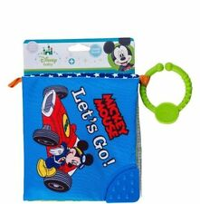 Mickey Mouse Baby Activity Toys (0-12 Months)