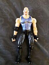 Goldberg wrestling figure, 1999, marvel ent