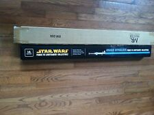 Anakin Skywalker Master Replicas Force FX Lightsaber light saber star wars blue