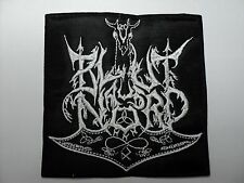 BLUT AUS NORD  LOGO  EMBROIDERED  PATCH