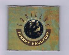 MAXI CD SINGLE JOHNNY HALLYDAY CADILLAC VERSION INEDITE 5 TITRES (8754172)