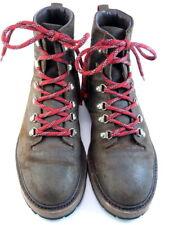 """Allen Edmonds """"ROCKIES HIGH"""" WEATHERPROOF Boots 11 D Snuff Suede Suede (604)"""
