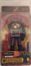 "GIPSY DANGER (ANTEVERSE JAEGER) Pacific Rim NECA 2015 7"" INCH Action Figure"