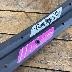 "Vintage Campagnolo Rims 26"" Hoops Mountain Bike 28h Thorr Set Ano MTB NOS"
