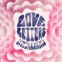 METRONOMY - LOVE LETTERS NEW VINYL RECORD