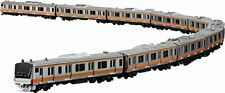 figma E233 series train center line fast non-scale ABS & PVC painted movable