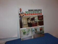Mike Holmes Kitchens and Bathrooms by Mike Holmes (2013, Paperback)