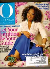 O THE OPRAH MAGAZINE- AUGUST 2011 - LET YOUR INTUITION BE YOUR GUIDE