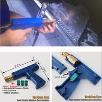Car Body PDR Metal Shrink Repair Mend Puller Equipment Welding Gun+3 Triggers
