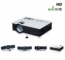 Mini Portable Uc40 LED Projector 800×480 Resolution Home Theater HDMI AV SD VGA