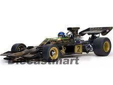 LOTUS 72E #2 RONNIE PETERSON 1973 ITALIAN GP WINNER 1:18 BY QUARTZO 18292