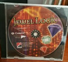 Jewel Logic (disc only) PC GAME - FREE POST