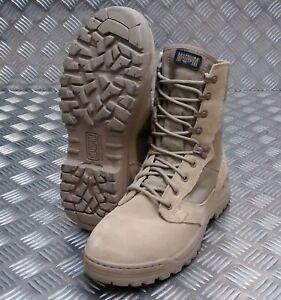 Genuine British Army Issue Magnum Desert Assault / Patrol Combat Amazon 5 Boots