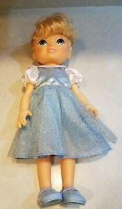 "Disney Princess Cinderella 15"" Toddler Doll Big Size-No Box"