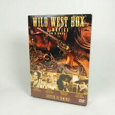 Wild West Box 4 Movies On 2 DVDs