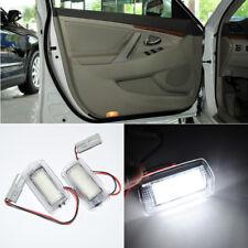 Xenon White LED Light Door Step Courtesy Lamp for Toyota Camry Corolla Lexus