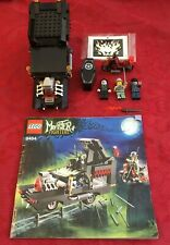 LEGO 9464 Monster Fighters The Vampyre Hearse 100%Complete NO BOX