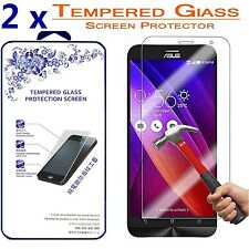 2x for ASUS Zenfone 2e Premium Tempered Glass Screen Protector