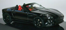 IXO Jaguar F Type V8 S Convertible Black Car Model Jdcaftv8b 1 43