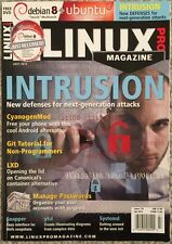 Linux Pro Magazine Intrusion New Defenses CyanogenMod July 2015 FREE SHIPPING