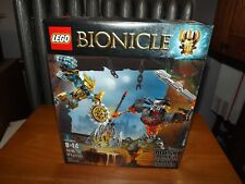 LEGO, BIONICLE, MASK MAKER VS SKULL GRINDER, KIT #70795, 171 PIECES, NIB, 2015