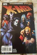 X-MEN (2007) #203 NM RAMOS CVR ART ENDANGERED SPECIES 13 COMIC