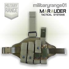 Marauder 40mm Grenade Pouch - Drop-Leg - PLCE - British Army MTP Multicam - UK