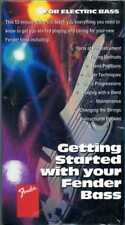Getting Started With Your Fender Bass VHS