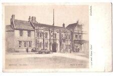 Grantham THE ANGEL & ROYAL HOTEL PUB Kesteven OLD WALTER M KEESEY ART POSTCARD