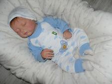 Happy Baby Rebornbaby Jamie von Linde Scherer Sammlerpuppe Unikat NEU