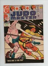 """Judo Master #97 - """"This One's For Pop"""" - (Grade 7.0) 1967"""