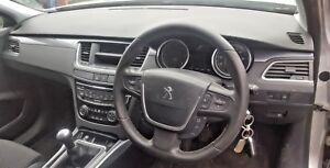 PEUGEOT 508 COMPLETE AIRBAG KIT, DASHBOARD SEATBELTS AND AIRBAGS 2012 FAST P&P