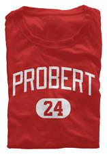 Bob Probert T-Shirt Detroit Red Wings Nhl Soft Jersey #24 (S-2Xl)